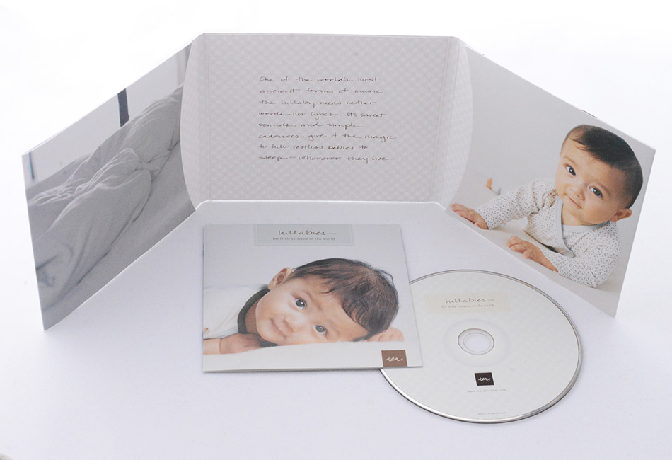 Tea Collection World Lullabies CD