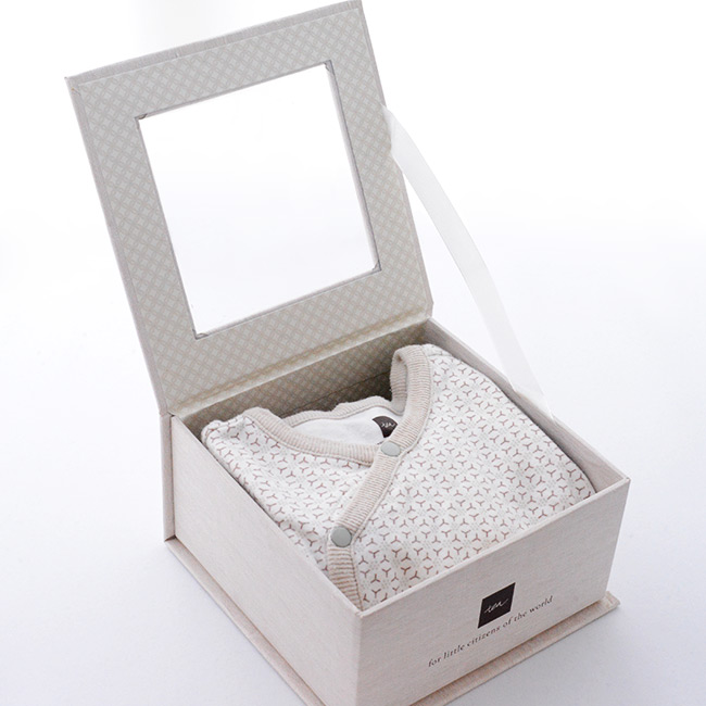 Tea Collection Baby Knits Gift Box